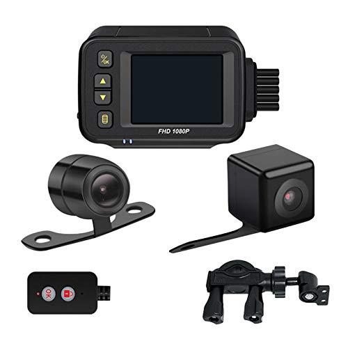 #N/A/a MT30A 720P Grabador de Conducción de Motocicleta Video DVR Cámara Dash CAM 2 Pulgadas LCD