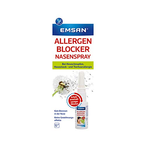 Emsan Allergenblocker Nasenspray, 15 ml