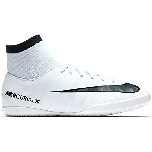 Nike JR MercurialX VCTY 6 CR7 DF IC Weiss - 2.5Y / 34