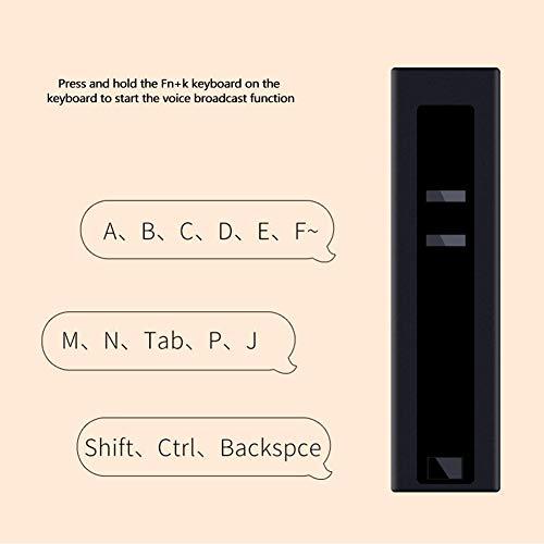 Youzhe『Bluetoothワイヤレスバーチャルキーボード』