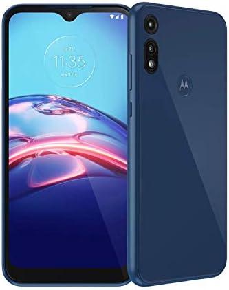 Moto E Unlocked Made for US by Motorola 2 32GB 13MP Camera 2020 Blue product image
