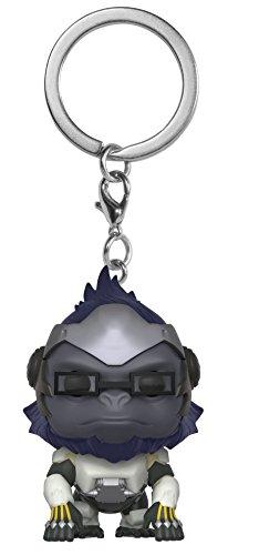 Keychain Pop Overwatch - Llavero Winston