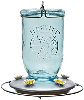 Perky-Pet 785 Mason Jar Hummingbird Feeder