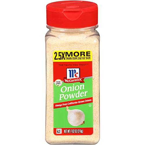 McCormick Onion Powder, 7.62 OZ