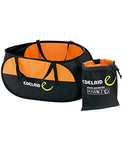Edelrid Unisex– Erwachsene Schutzmatten Spring Bag, Sahara-night, einheitlich