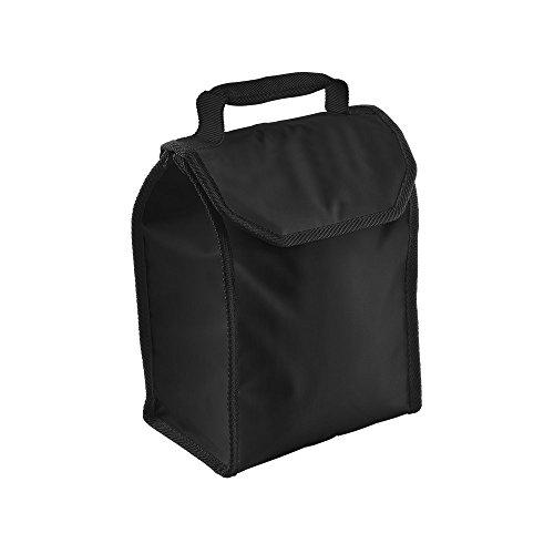Bolsa Térmica Pop 4.2L, Soprano, 7020, Preto, Pequeno