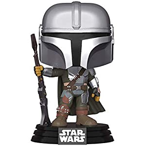 Funko Pop The Mandalorian (Star Wars The Mandalorian 345) Funko Pop Star Wars
