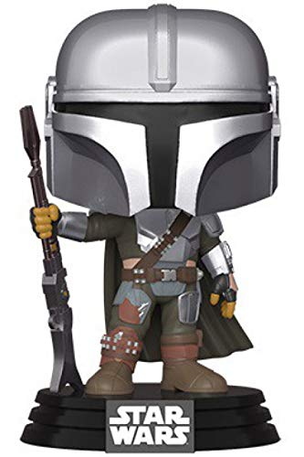 Funko Star Wars: The Mandalorian - The Mandalorian (Final), Multicolour