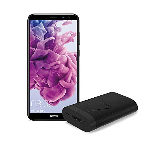 Huawei Mate 10 Lite - Pack de Power Bank (6700mAh) y smartphone de 5.9