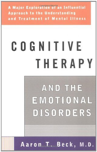 Cognitive Therapy and the Emotional Disorders (Meridian Books)の詳細を見る