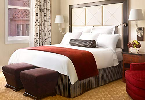 Marriott Official Bed - Medium to Firm Support - 9-inch Foam Mattress and 10.5-inch Box Spring Set - King