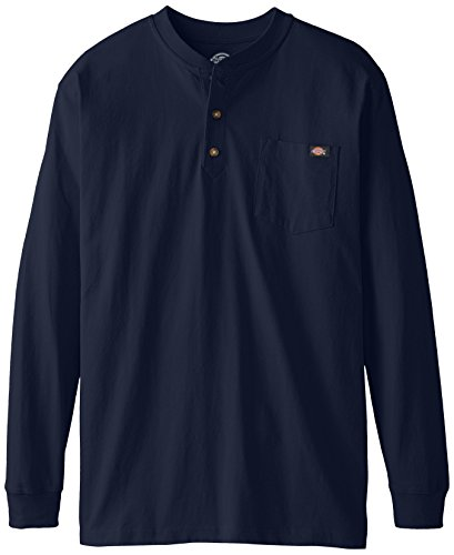 Men's Big & Tall Henley Shirts