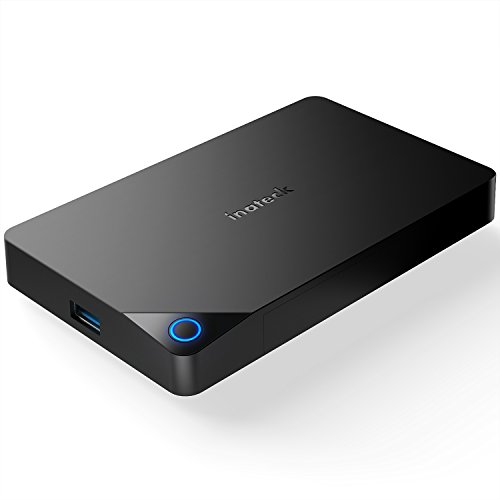 Inateck 2.5 インチ HDD ケース USB 3.0 FE2013