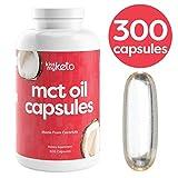 Kiss My Keto MCT Oil Capsules