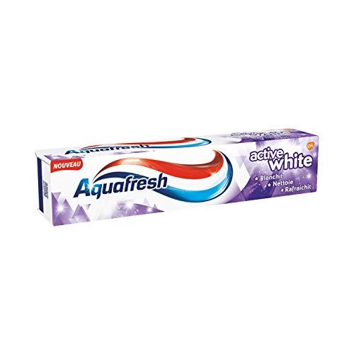 Aquafresh, Dentifrice Active White 3 en 1 Pour Des...
