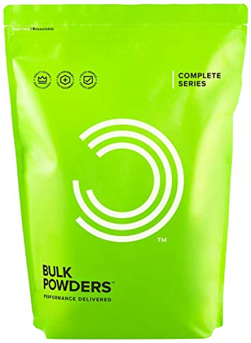BULK POWDERS Complete Lean Mass, Protein Shake, Strawberry, 1 kg
