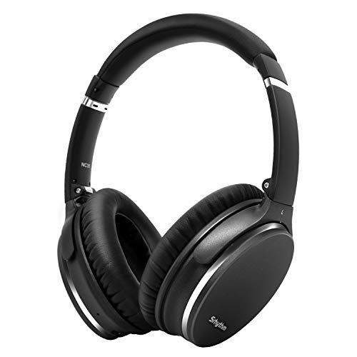 Plegable Auriculares Inalámbricos con Cancelación de Ruido Bluetooth...