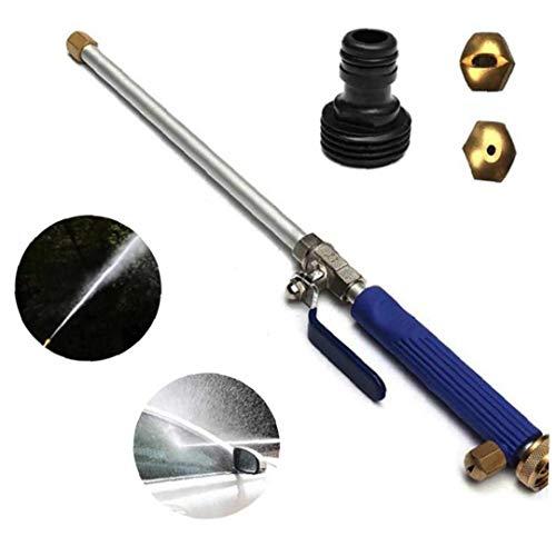 ZYCX123 La presión de rocío de presión del Tubo de aspiración tobera de Lavado Vara de la Manguera de la Boquilla para el Lavado de Coches y Productos para el hogar Limpieza de Cristales