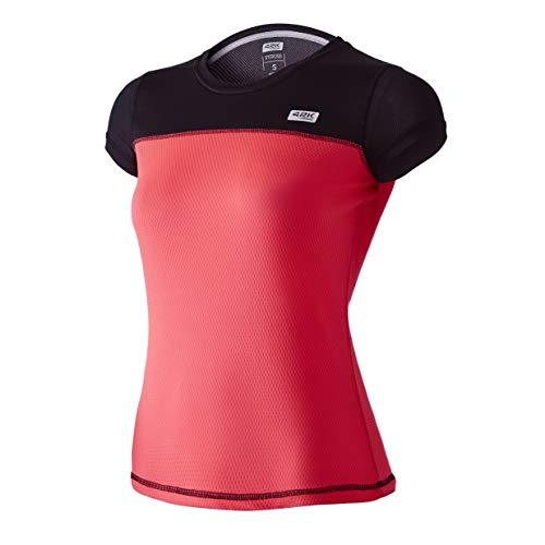 42K Running T-Shirt technique 42K SYRUSS Femme Silver Pink XL