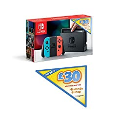 Campervan Gifts: Nintendo Switch