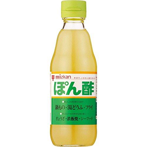 ミツカン ぽん酢 360ml×2本セット
