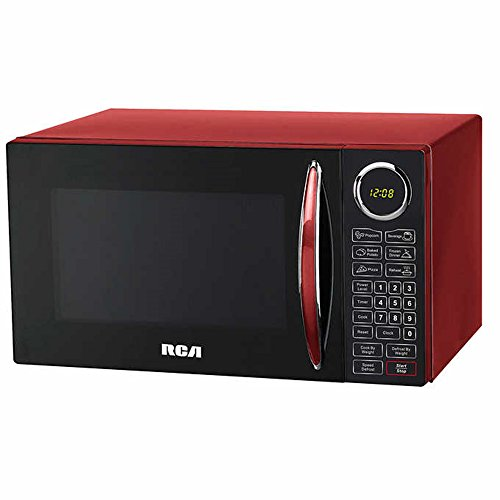 RCA RMW953-RED Microwave Oven, Red
