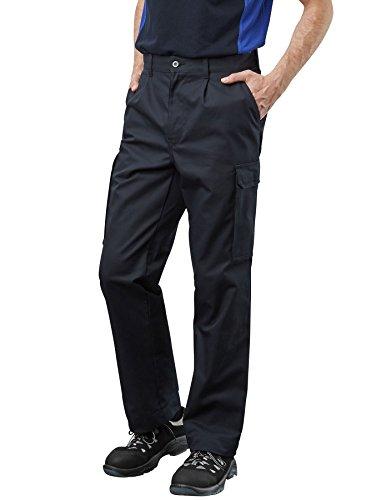 Pionier ® workwear Herren Cargohose in Marineblau (Art.-Nr. 8304) Größe 51