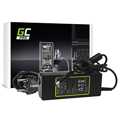 GC Pro Cargador para Portátil Toshiba Satellite C55 C660 C850 C855 C870 L650 L650D L655 L750 L750D L755 Ordenador Adaptador de Corriente (19V 3.95A 75W)