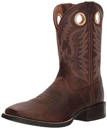 Ariat Men's Sport Ranger Western Boot, Roasted Brown, 11 D US