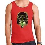 Star Wars Rogue One Neon Green Stormtrooper Men's Vest