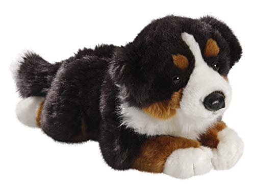 Carl Dick Berner Sennenhund liegend aus Plüsch, ca. 30cm 1269001