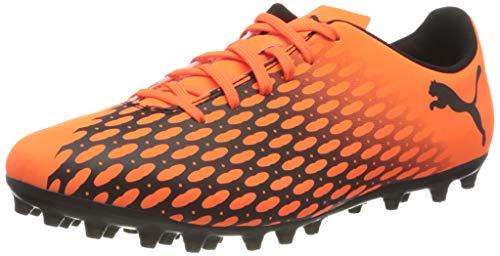 Puma Spirit III MG, Zapatillas de fútbol Hombre, Orange, 45 EU