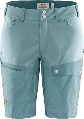 Fjällräven Womens Abisko Midsummer Shorts W, Mineral Blue-Clay Blue, 32