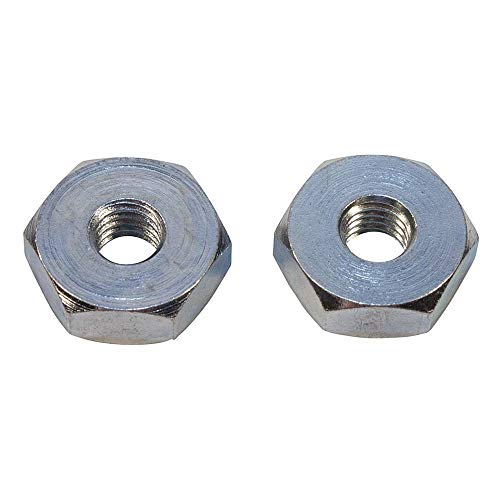 Stens 635-293 Bar Nut, Replaces Stihl 0000 955 0801 (Pack of 2)