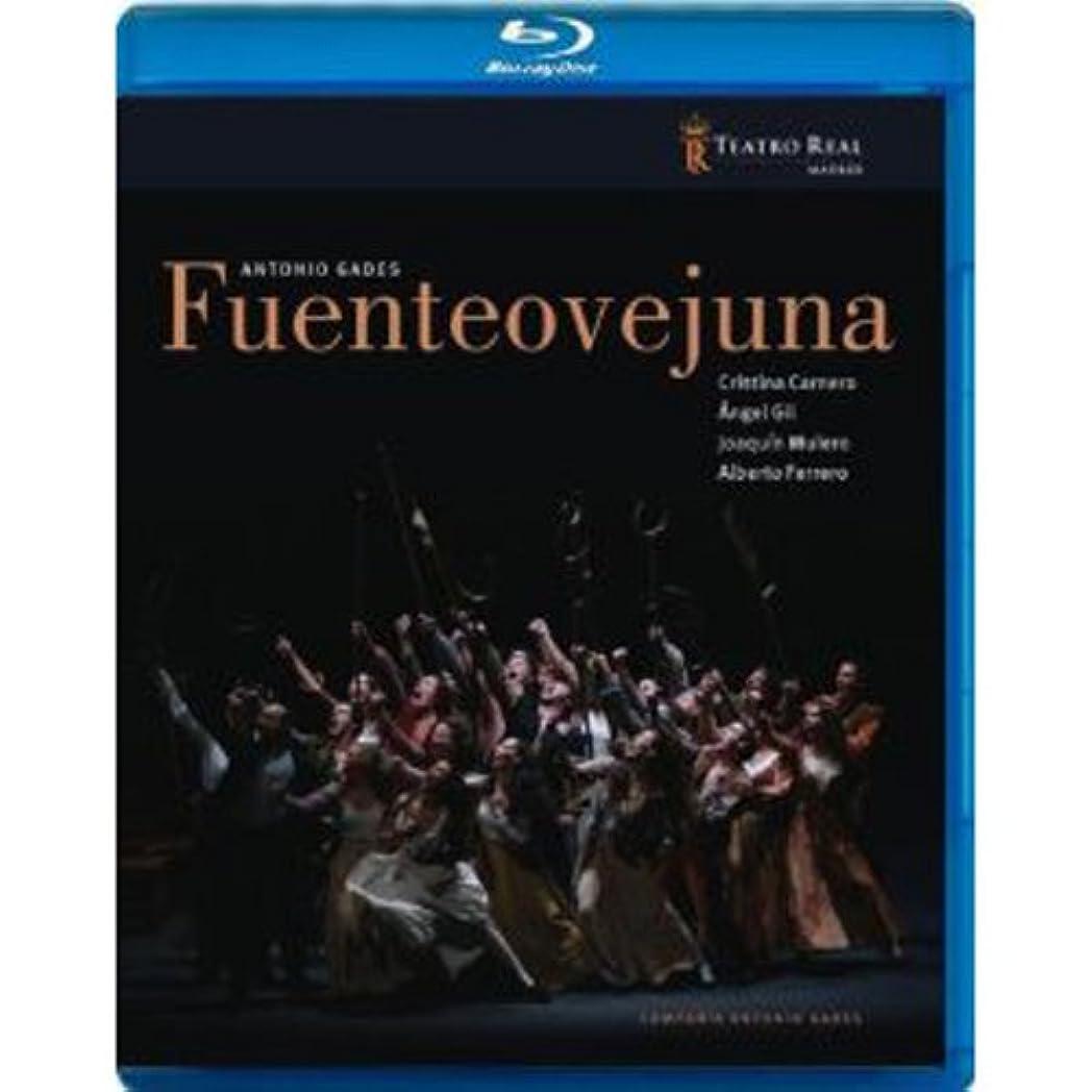 復活させる委託変位アントニオ?ガデス:「アンダルシアの嵐(フエンテオベフーナ)」[Blu-ray Disc]