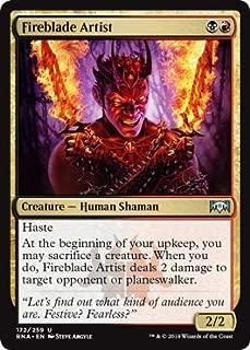 Magic: The Gathering - Fireblade Artist - Ravnica Allegiance