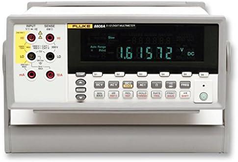 Bench Digital Multimeter True RMS Auto Manual Range 1 kV 10 A 5 5 Digit product image