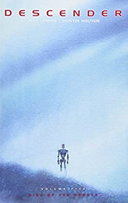 Descender Volume 5: Rise of the Robots