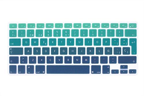 Wayes - española Cubierta Teclado/Keyboard Cover