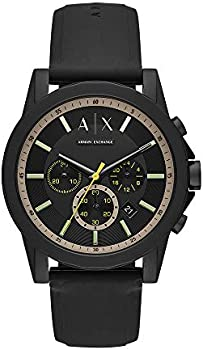 Armani Exchange Chronograph Outerbanks Stainless Watch
