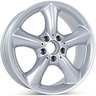 New 17 inch Front Wheel Rim compatible with Mercedes C230 C320 C350 CLK320 CLK SLK Rim 65288 ALY65288U20N