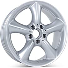 New 17 inch Front Wheel Rim compatible with Mercedes C230 C320 C350 CLK320 CLK SLK Rim 65288 ALY65288U20N