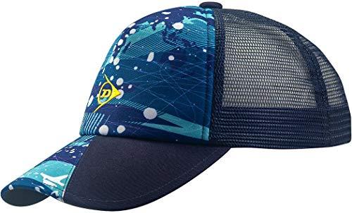 ダンロップ(DUNLOP) テニス キャップ&バイザー アメリカンキャップ サイズ調整アジャスター付き ブルーネイビー(510) TPH5007