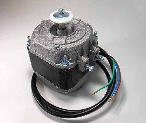 Motor con ventilador pentavalente W 16,compresor de nevera, electroventilador
