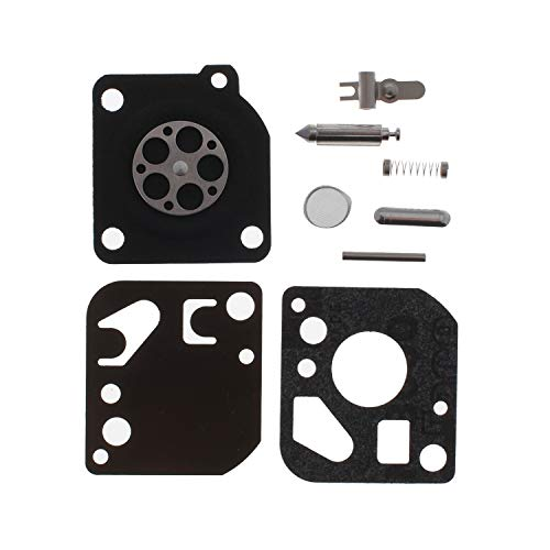 Jardiaffaires Kit carburateur Adaptable remplace Zama RB-98