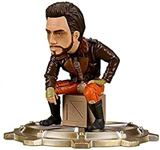 Exclusive Fallout 4 Paladin Danse Figure with Base - Not in Stores