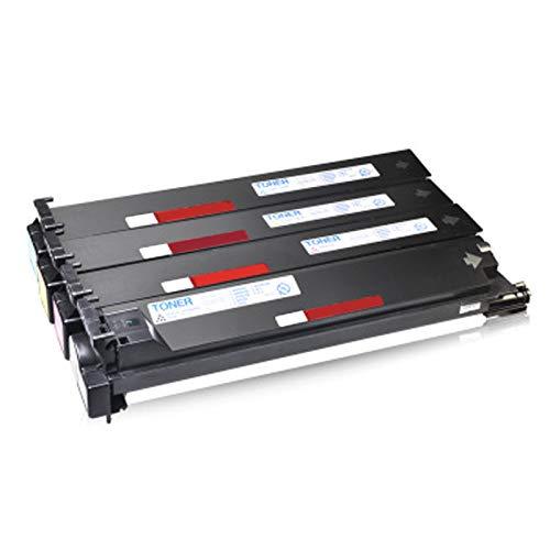 Cartucho de tóner compatible con impresora Konica Minolta C200 200E C210 7720 para Konica Minolta...