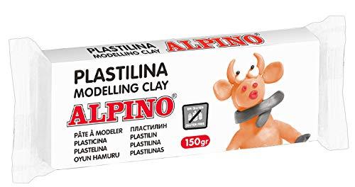 Alpino DP00006801 - Pastilla plastilina