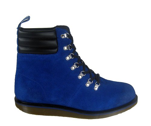 Dr. Martens Morgan Hiking 7Eye Blue - Bleu - bleu, 42 EU