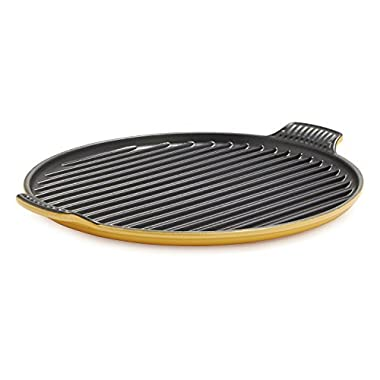 Le Creuset Bistro Grill L2085-326J, Honey, 12.5